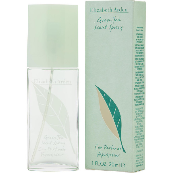 Elizabeth Arden - Green Tea : Eau de Parfum Spray 1 Oz / 30 ml