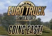 Euro Truck Simulator 2 - Going East! DLC Steam Gift