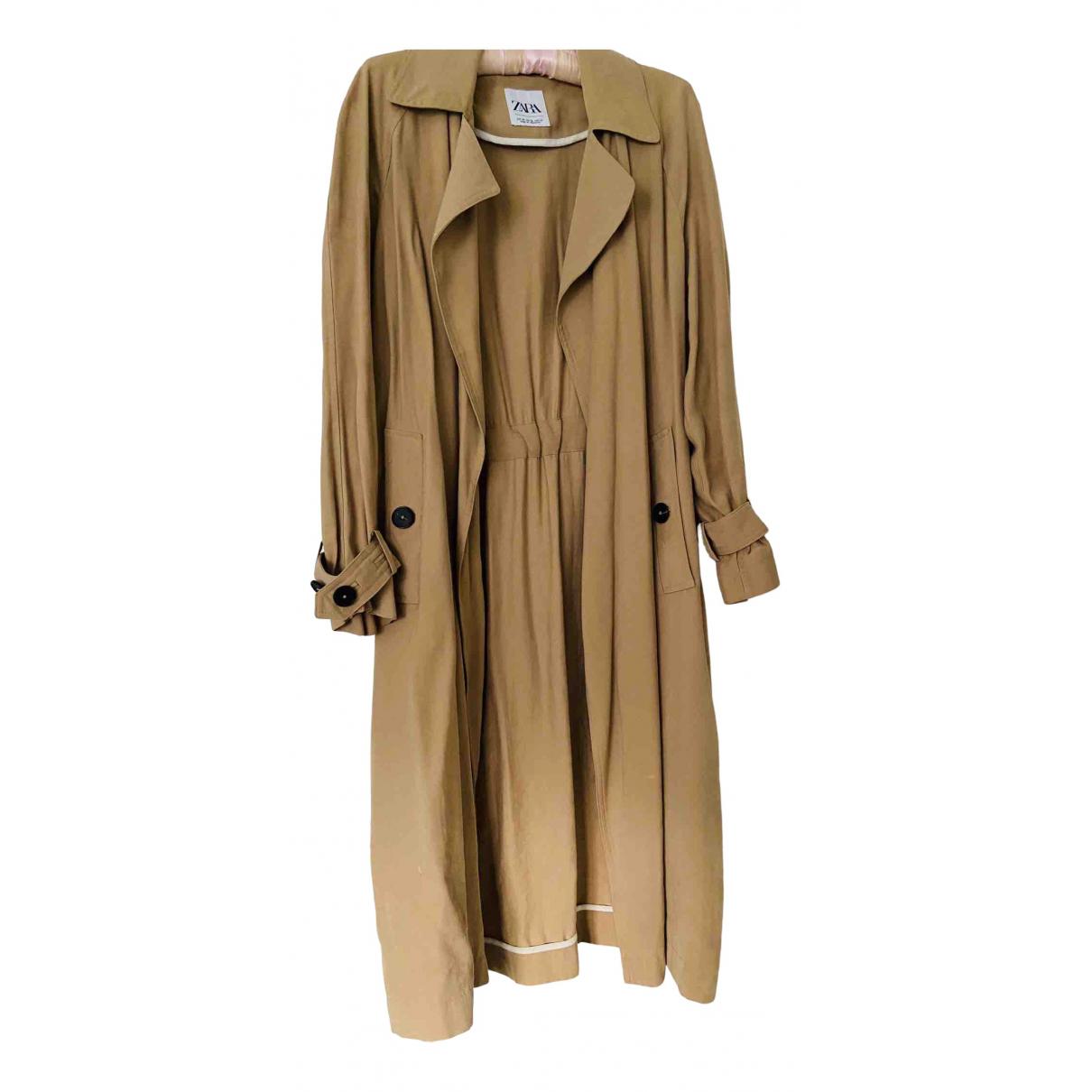 Zara N Beige Trench coat for Women XS International