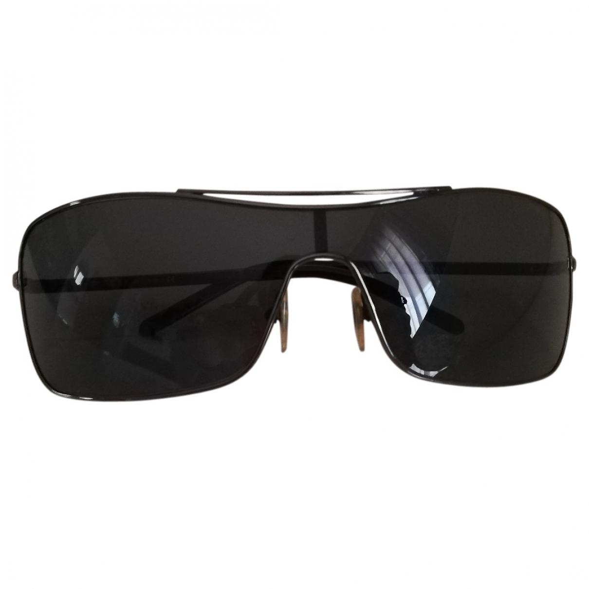 Vogue \N Silver Metal Sunglasses for Men \N