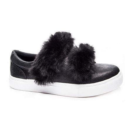 Dirty Laundry Womens Jordan Slip-On Shoe, 9 Medium, Black