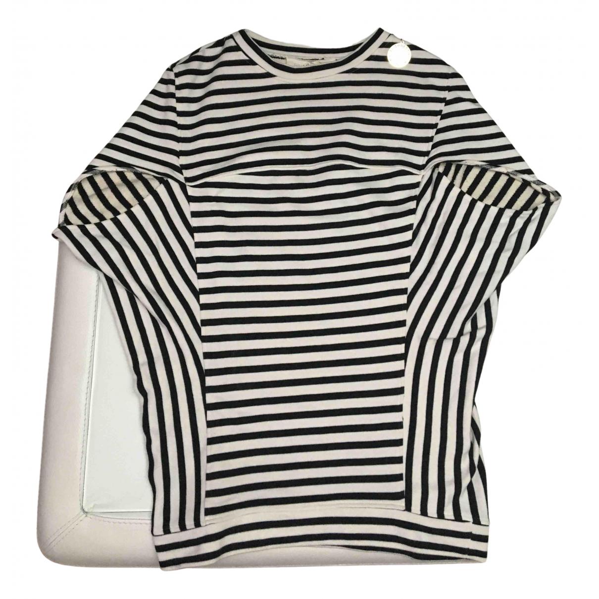 Elisabetta Franchi - Robe   pour femme en coton - blanc