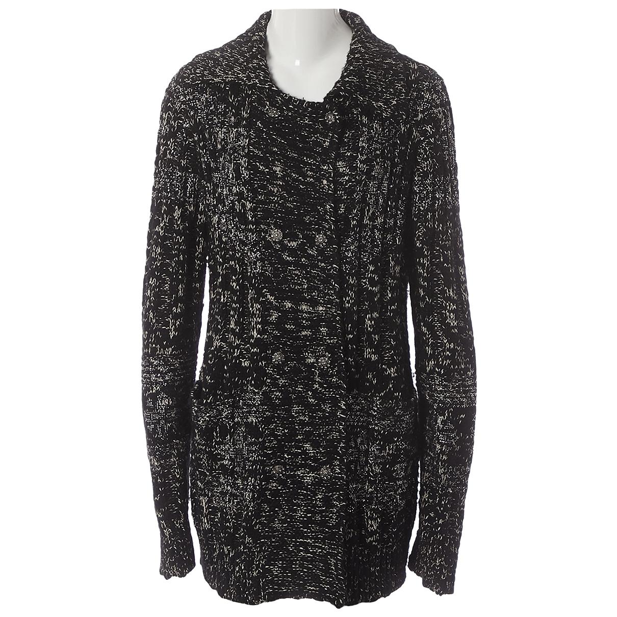 Chanel \N Black Wool Knitwear for Women 38 FR