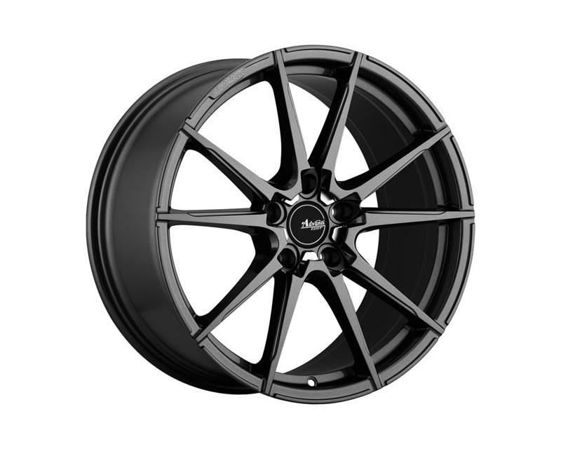 Advanti Racing Appello Wheel 20x8.5 5x114.3 43 DGGLMA Gloss Graphite w/Machine Cut PCD