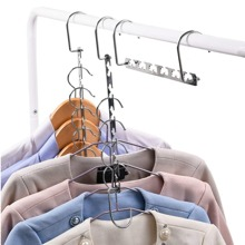 1pc Solid Stainless Steel Multi-hole Hanger
