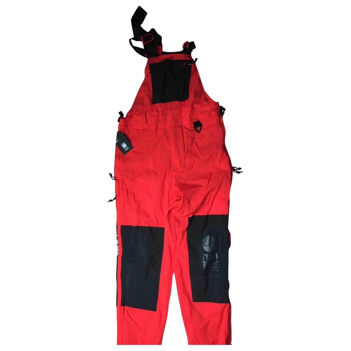 Nike \N Red Trousers for Men S International
