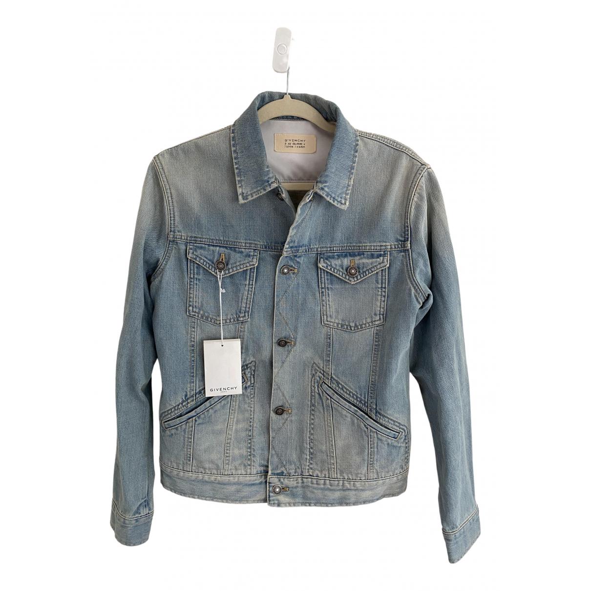 Givenchy \N Blue Denim - Jeans jacket  for Men S International