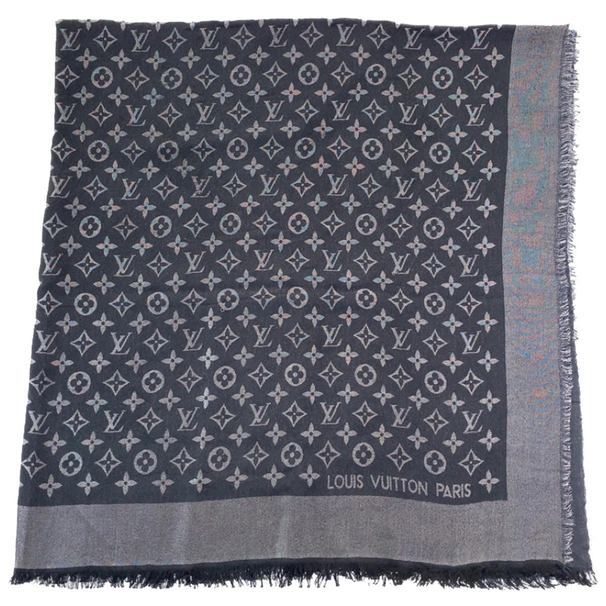 Louis Vuitton - Foulard   pour femme en soie