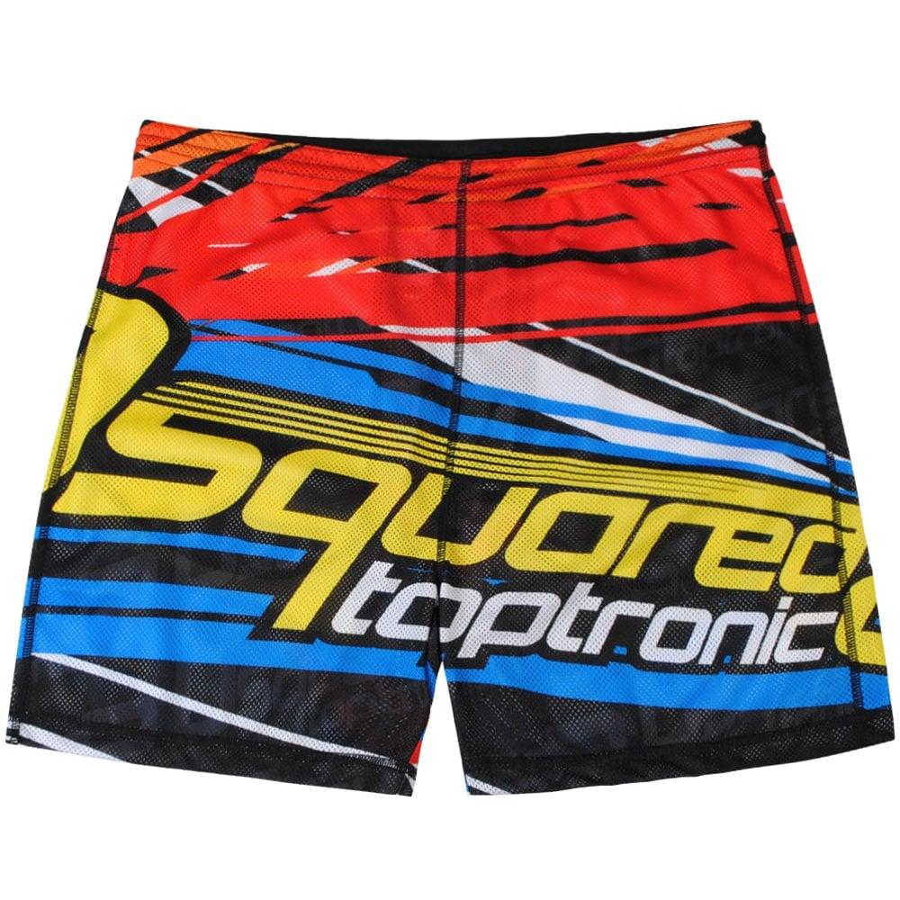 Dsquared2 Multi Coloured Shorts Colour: MULTI COLOR, Size: SMALL
