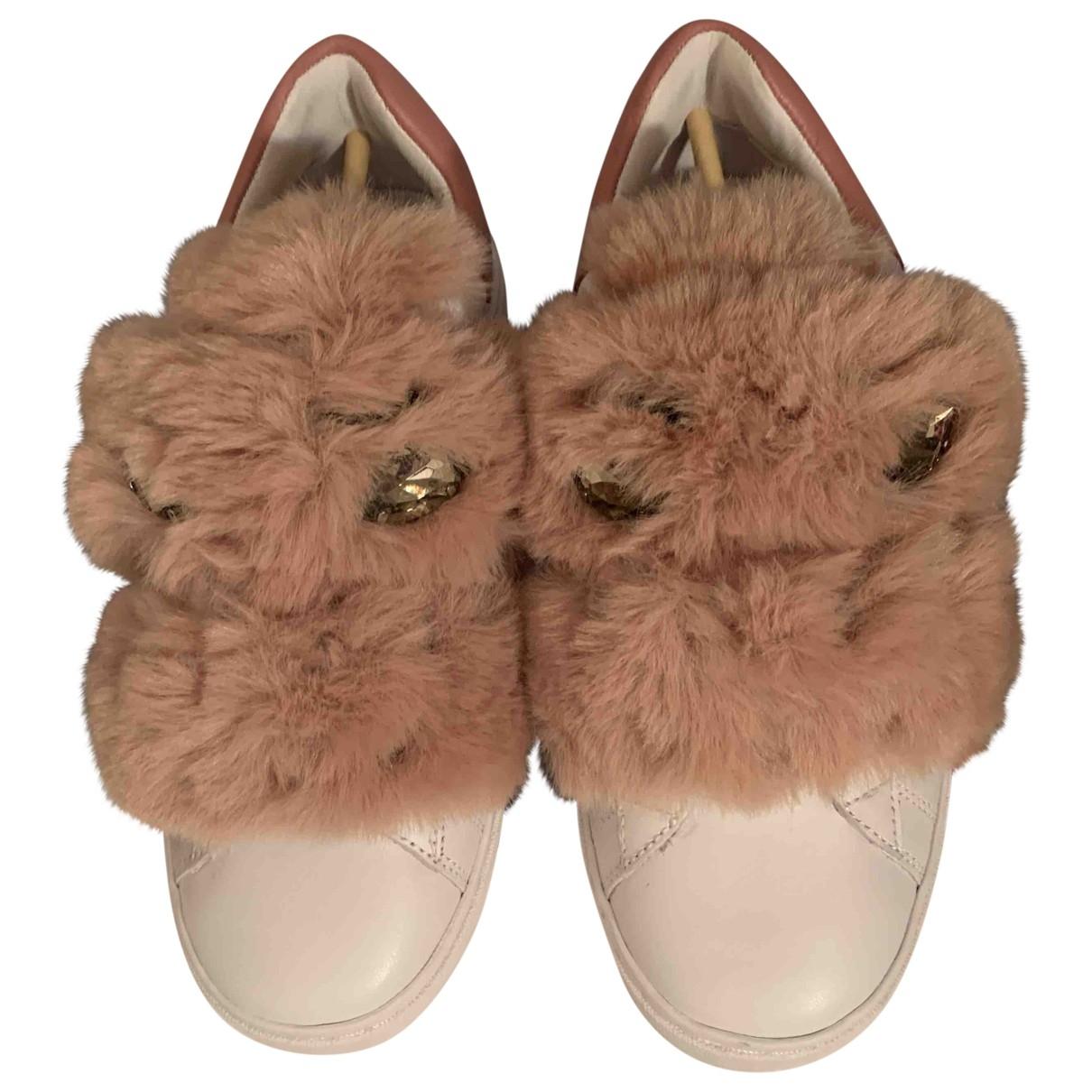 Ash \N Sneakers in  Bunt Leder