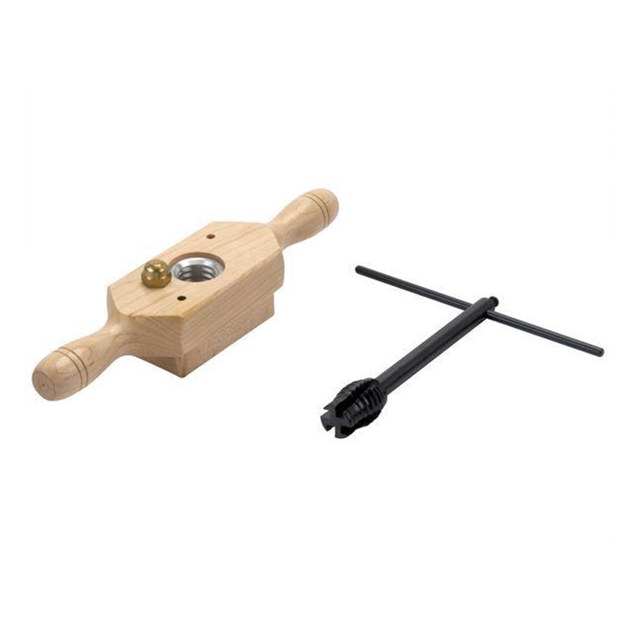 Woodthreading Kit, 1-1/4 x 6TPI