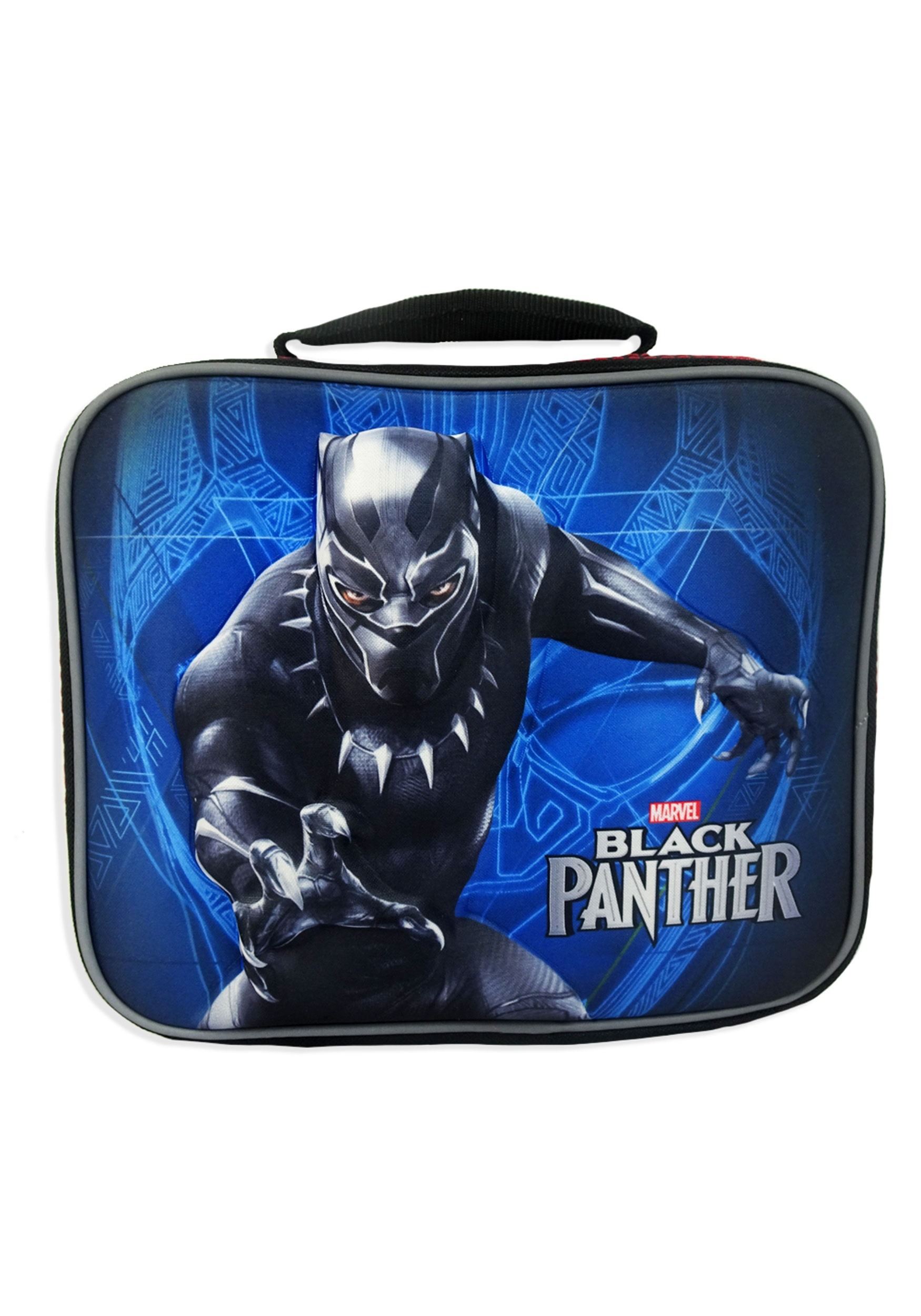 Black Panther Lunch Box for Kids