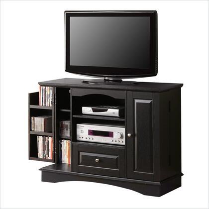 WQ42BC3BL 42 Black Wood Highboy TV