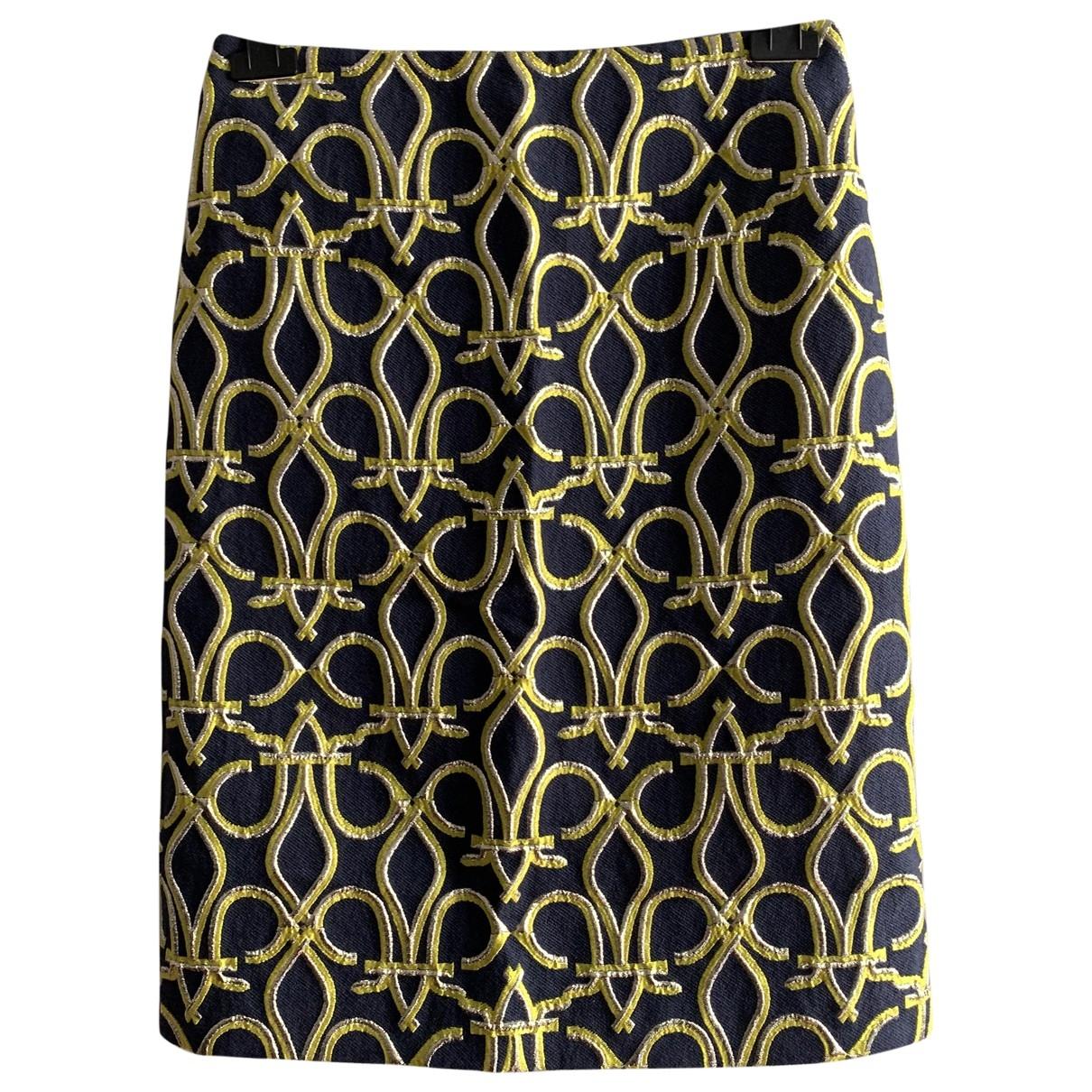 Emilio Pucci \N Navy skirt for Women 40 IT
