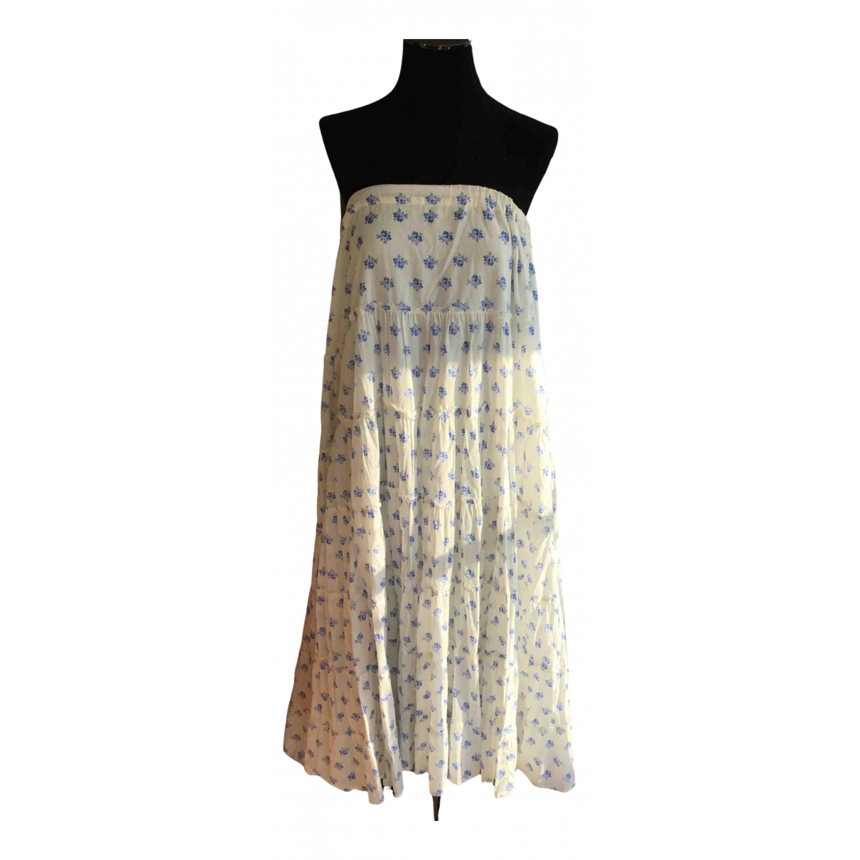 Maxi vestido Ralph Lauren Denim & Supply
