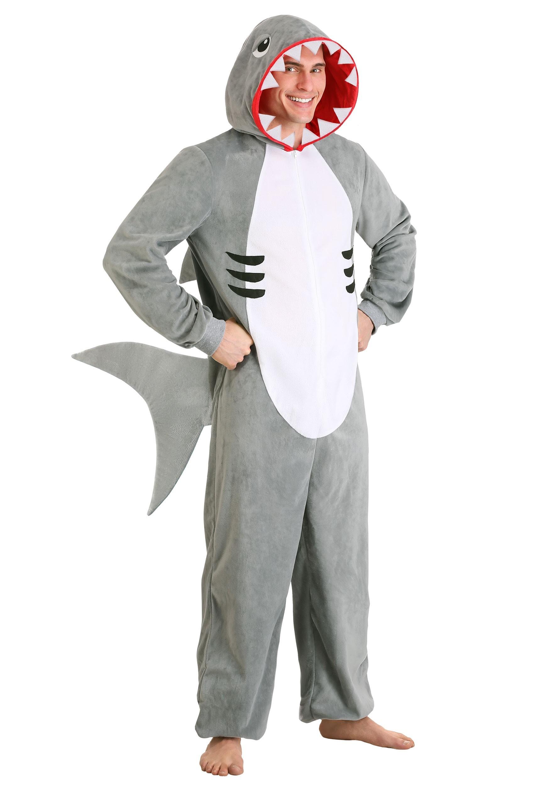 Shark Adult Onesie