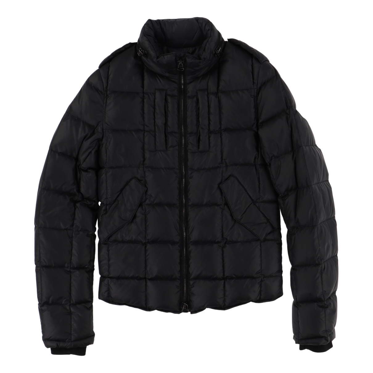 Balmain \N Black coat  for Men XS International