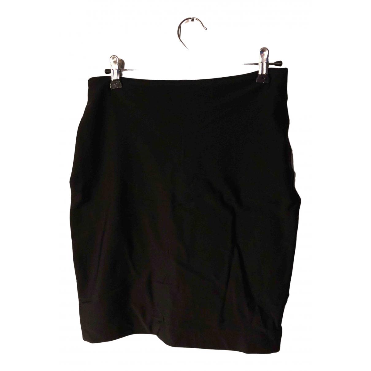 Irie - Jupe   pour femme en coton - noir