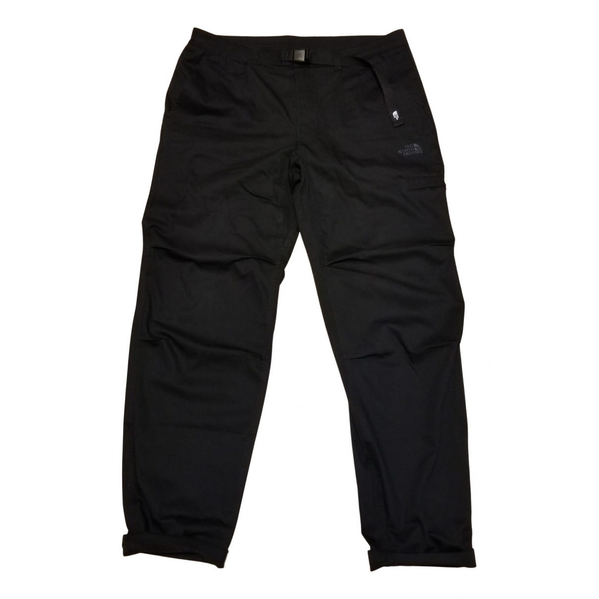 The North Face N Black Trousers for Men L International