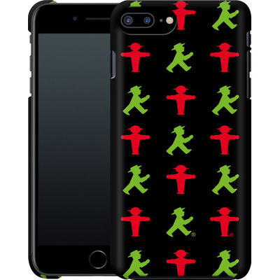 Apple iPhone 8 Plus Smartphone Huelle - AMPELMANN Pattern von AMPELMANN