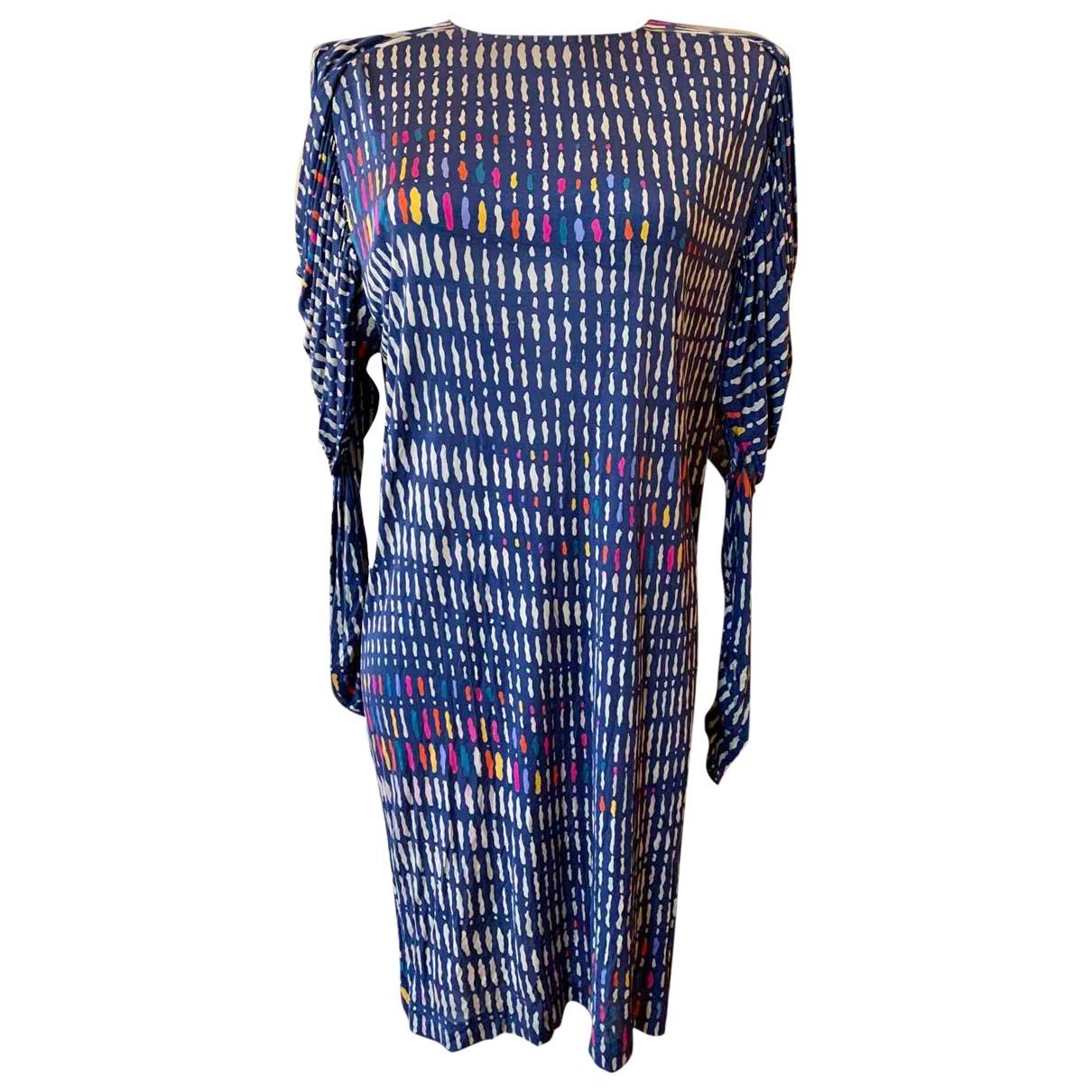 Missoni \N Multicolour Silk dress for Women M International