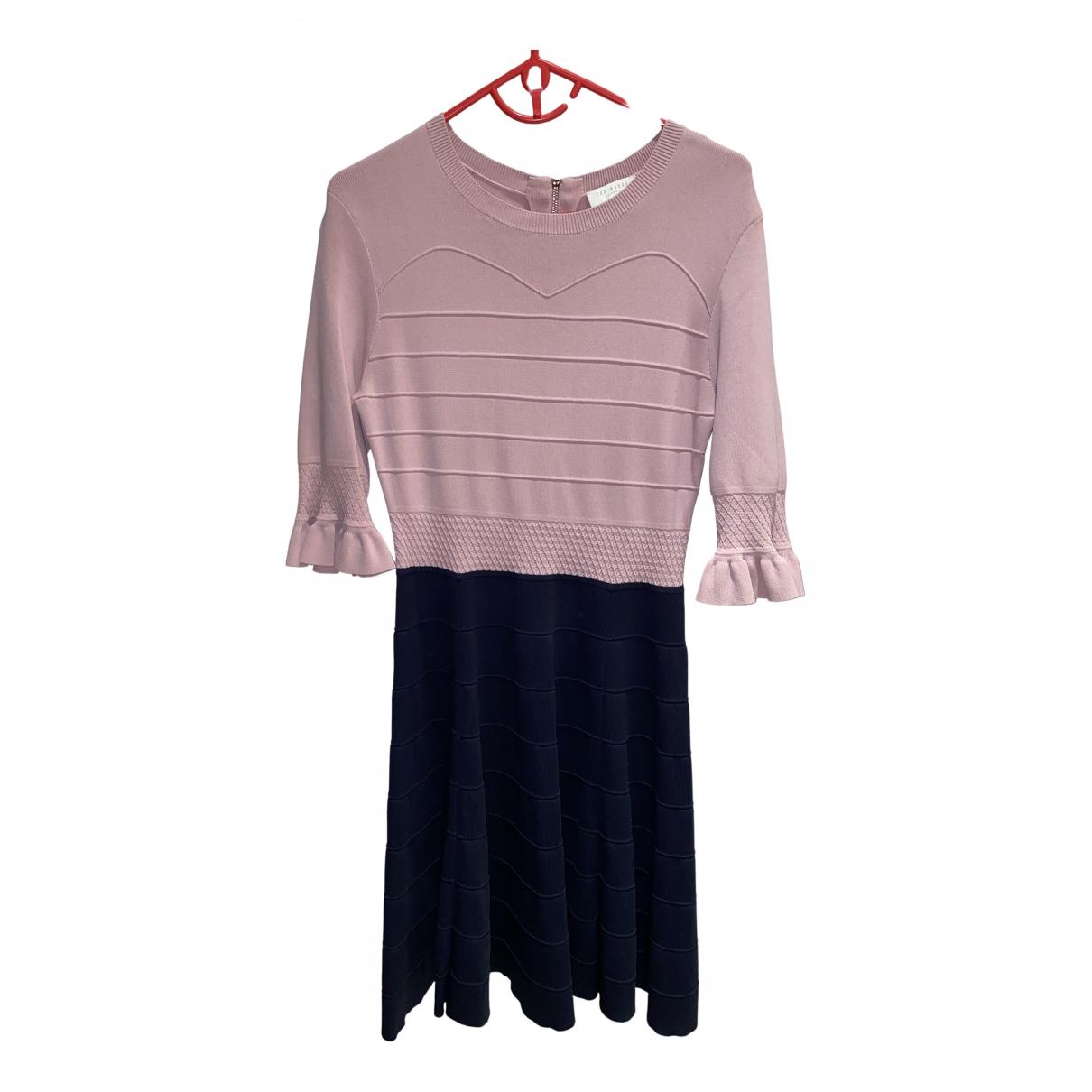 Ted Baker \N Multicolour dress for Women 3 0-5
