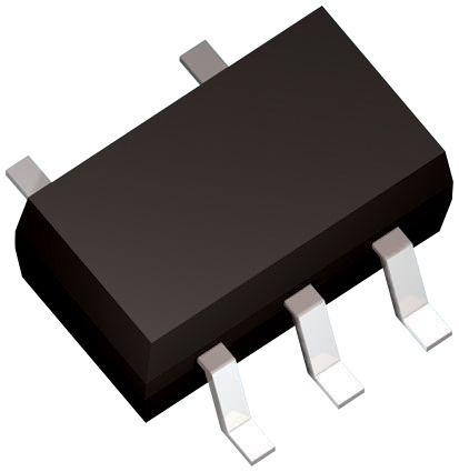 DiodesZetex AP7365-18WG-7, LDO Regulator, 600mA, 1.8 V, ±2% 5-Pin, SOT-25 (30)