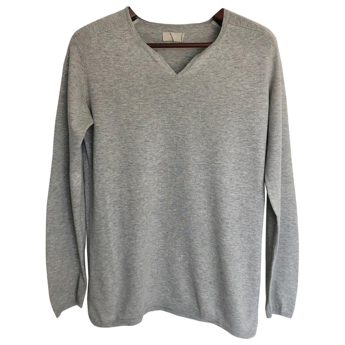 Zadig & Voltaire - Pulls.Gilets.Sweats   pour homme en coton - gris