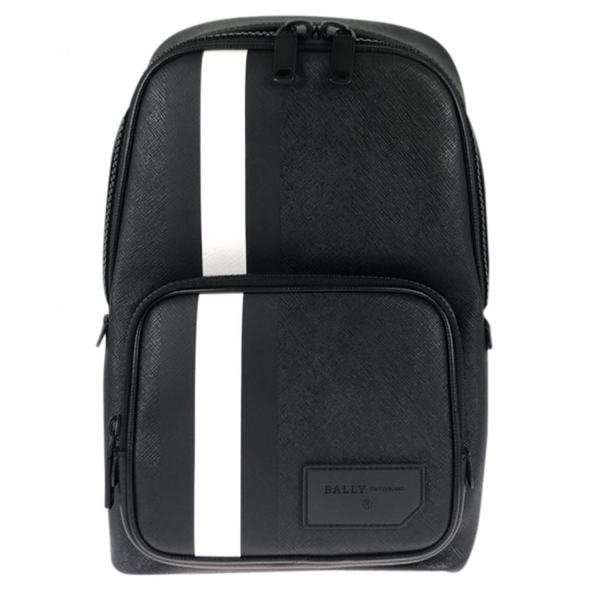 Bally \N Black Cloth bag for Men \N