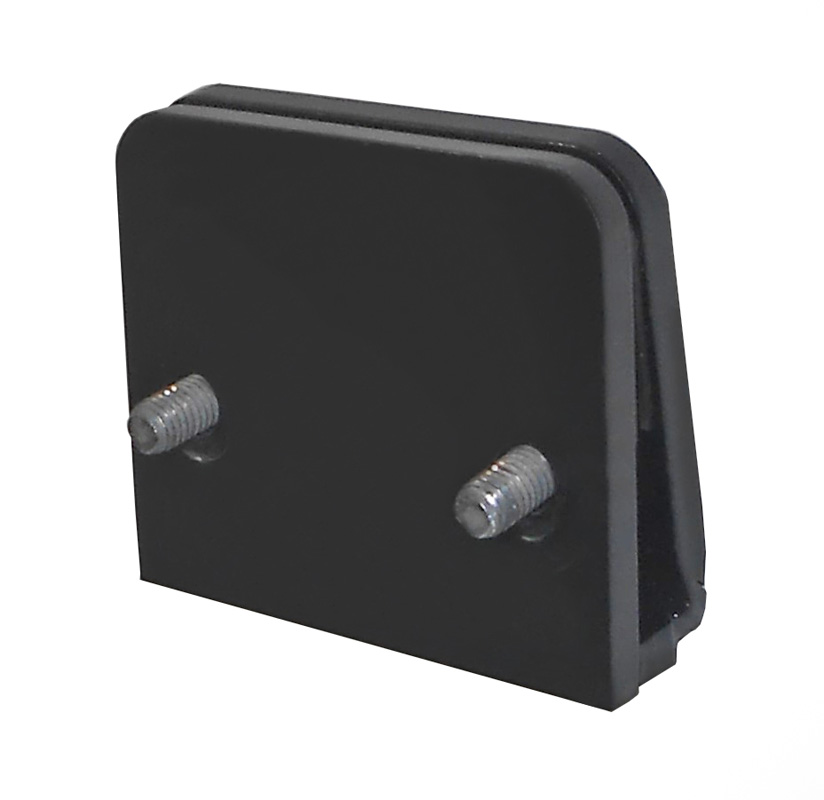 Universal Panel Clamp LED Bracket to mount (1) 3 Inch LED Pod Lights PN Z390001