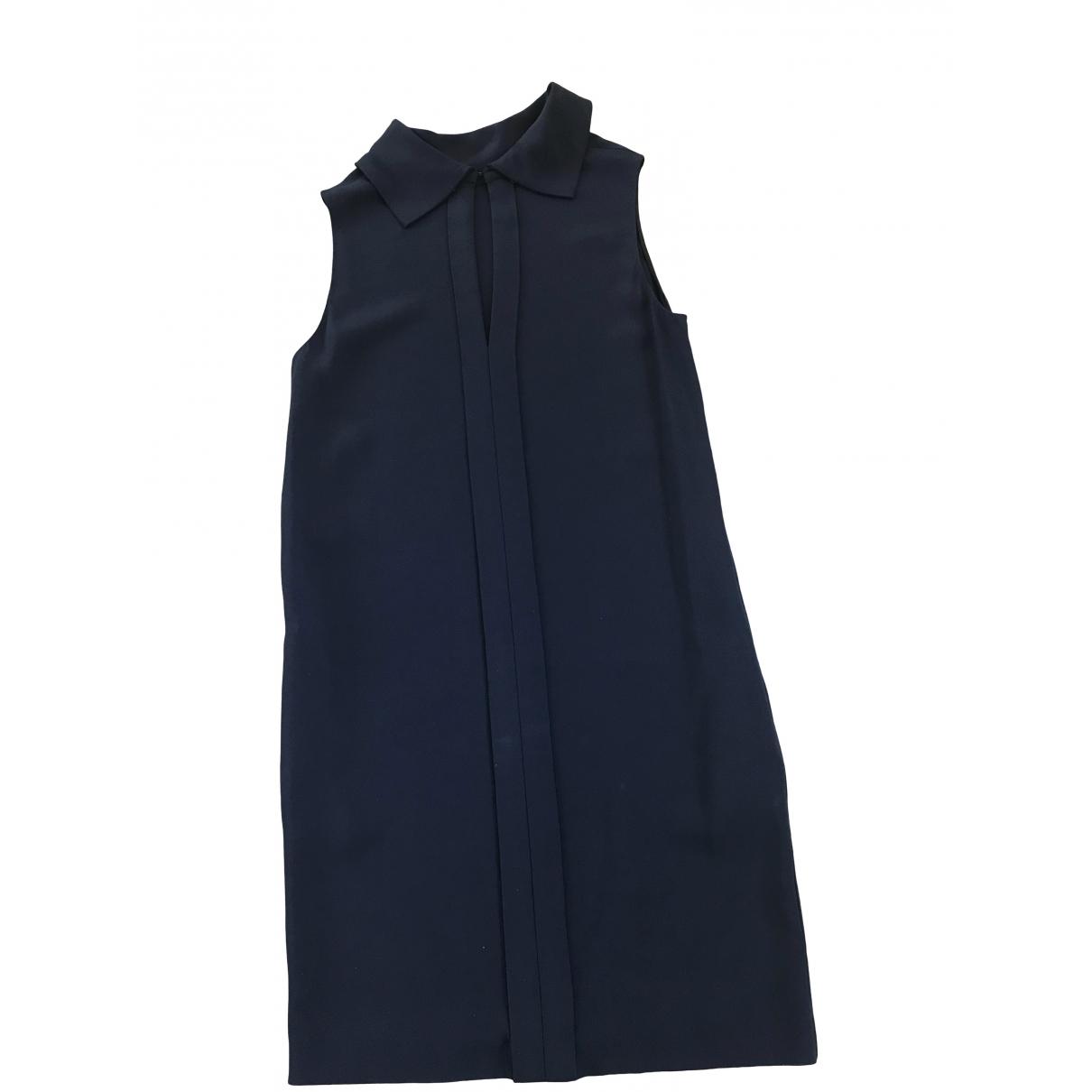 Joseph \N Kleid in  Blau Viskose