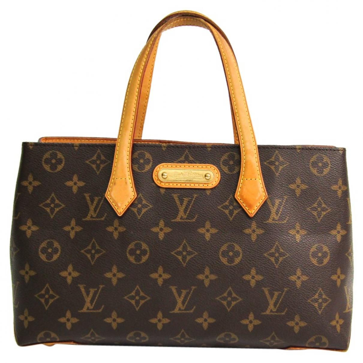 Cabas Wilshire de Lona Louis Vuitton