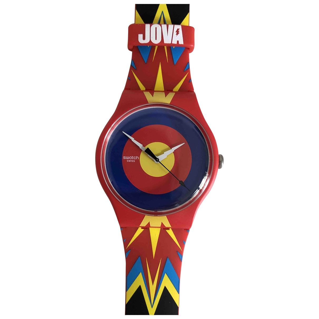 Swatch \N Uhr Bunt