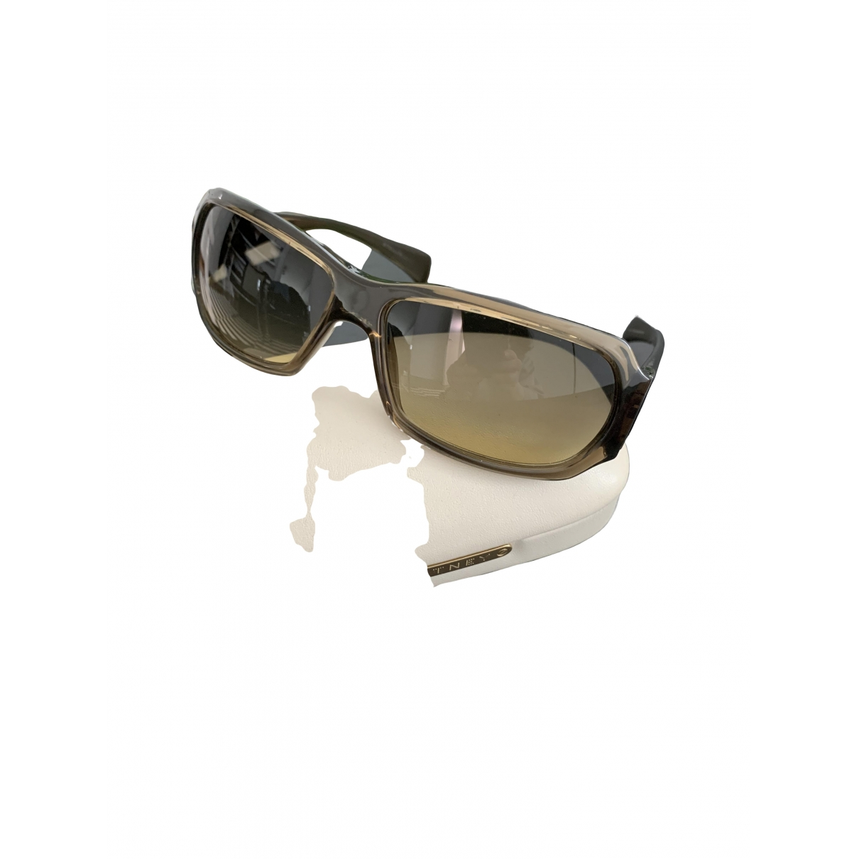 Stella Mccartney \N Green Sunglasses for Women \N