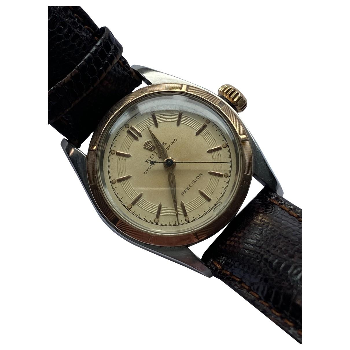 Rolex \N Uhr in  Gold Gold und Stahl
