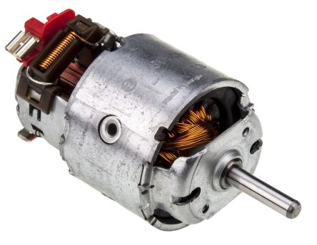 Bosch DC Motor, 28 W, 12 V dc, 6 Ncm, 4500 rpm, 6mm Shaft Diameter