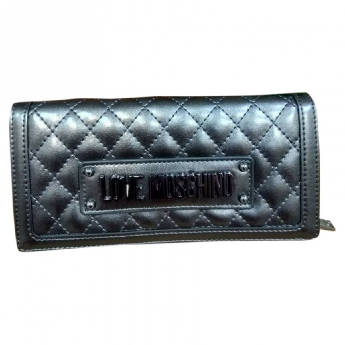 Cartera Moschino Love
