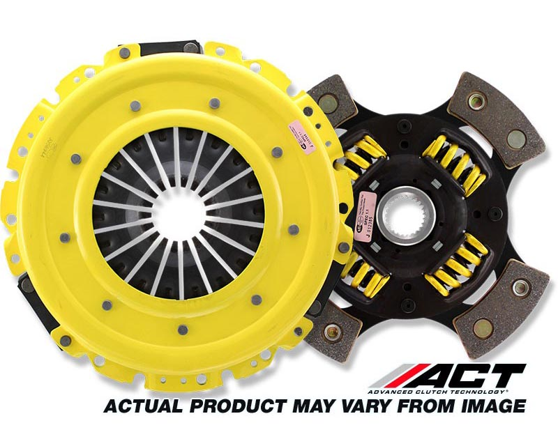 ACT SB8-XTG4 Clutch Kit XT | Race Sprung 4 Pad Toyota GT-86 13-14