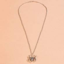 Spider Charm Necklace