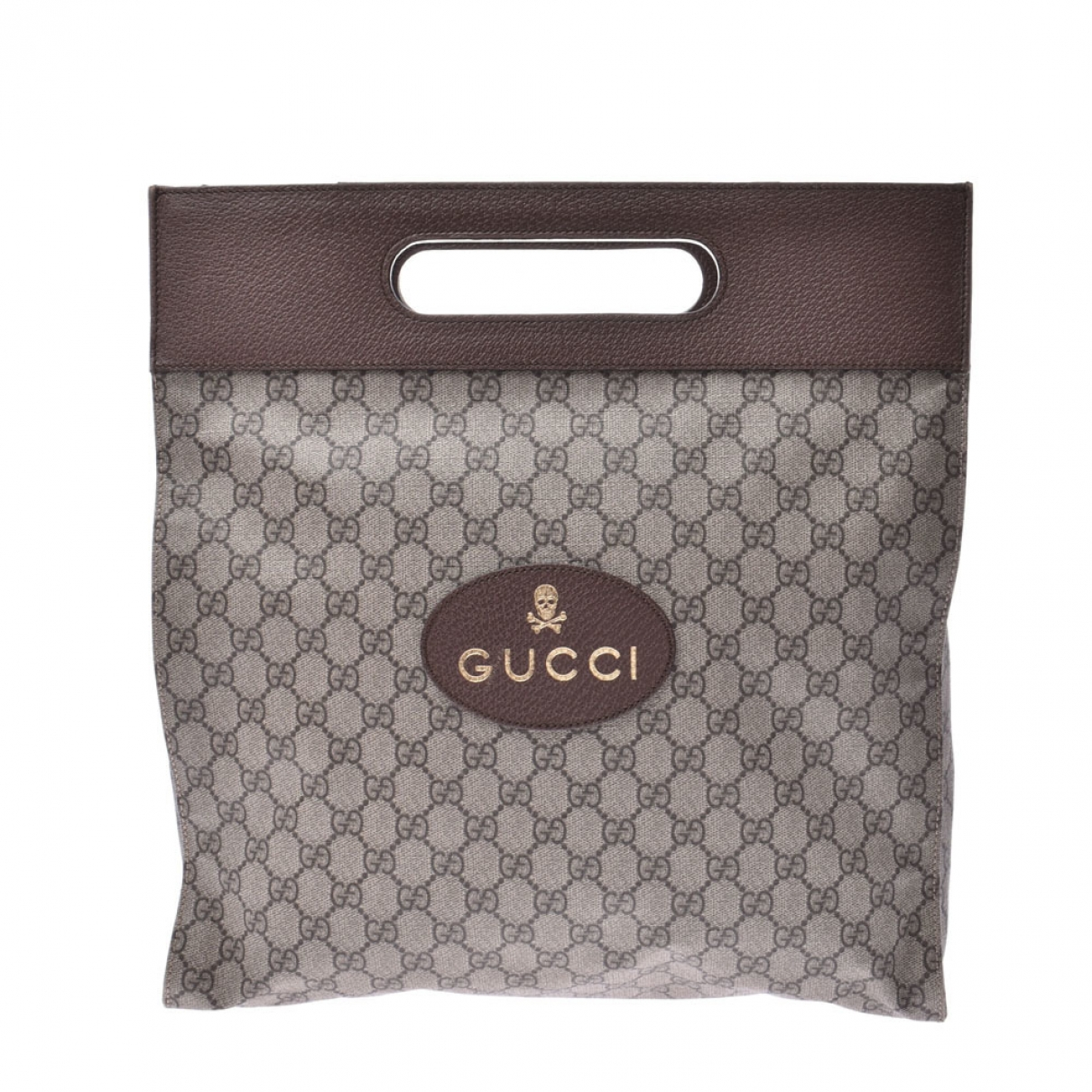 Gucci \N Beige Cloth handbag for Women \N