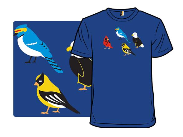 X-birds T Shirt
