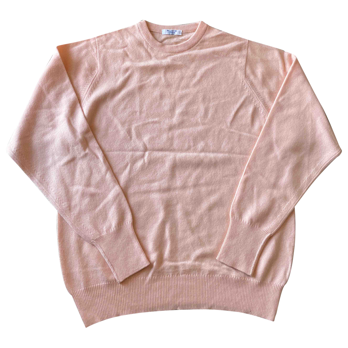Ballantyne N Pink Cashmere Knitwear & Sweatshirts for Men XL International