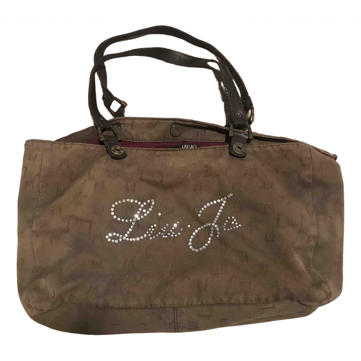 Liu.jo N Cotton handbag for Women N