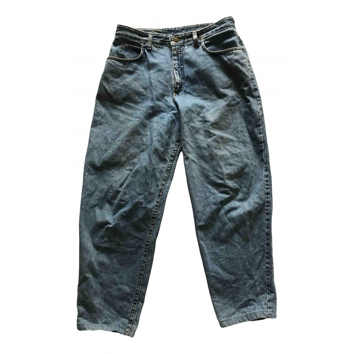 Lee \N Blue Jeans for Men 36 US