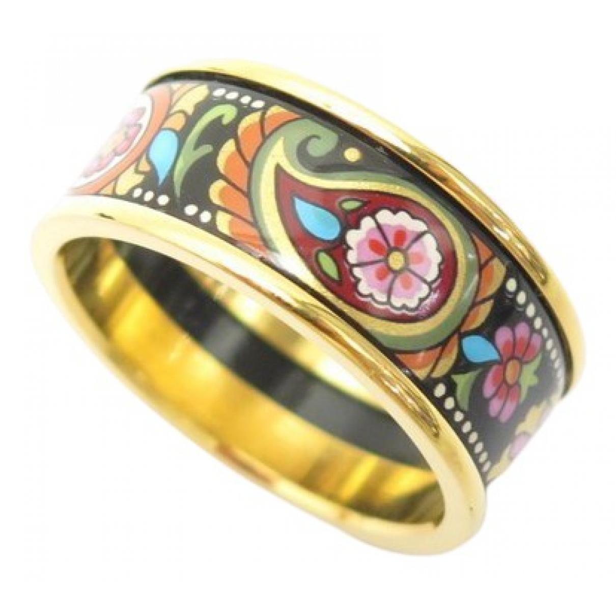 Michaela Frey \N Ring in  Gold Metall