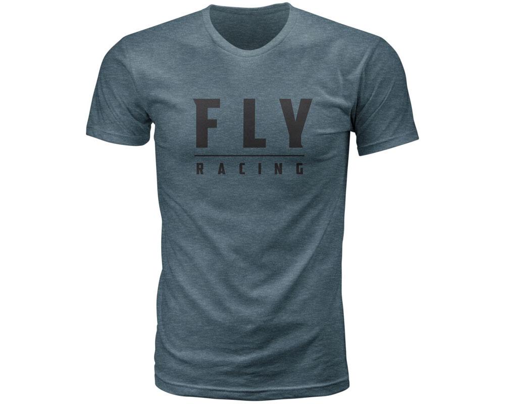 Fly Racing 352-1248L Logo Tee