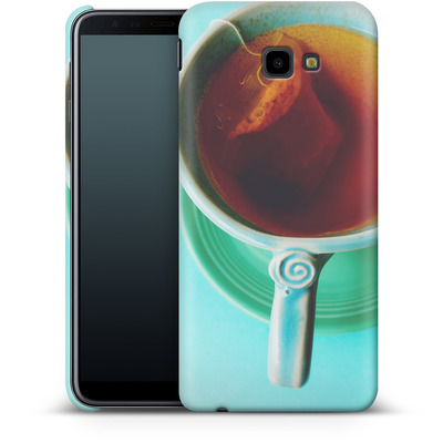 Samsung Galaxy J4 Plus Smartphone Huelle - Morning von Joy StClaire