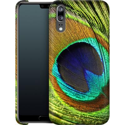 Huawei P20 Smartphone Huelle - Peacock von Mark Ashkenazi