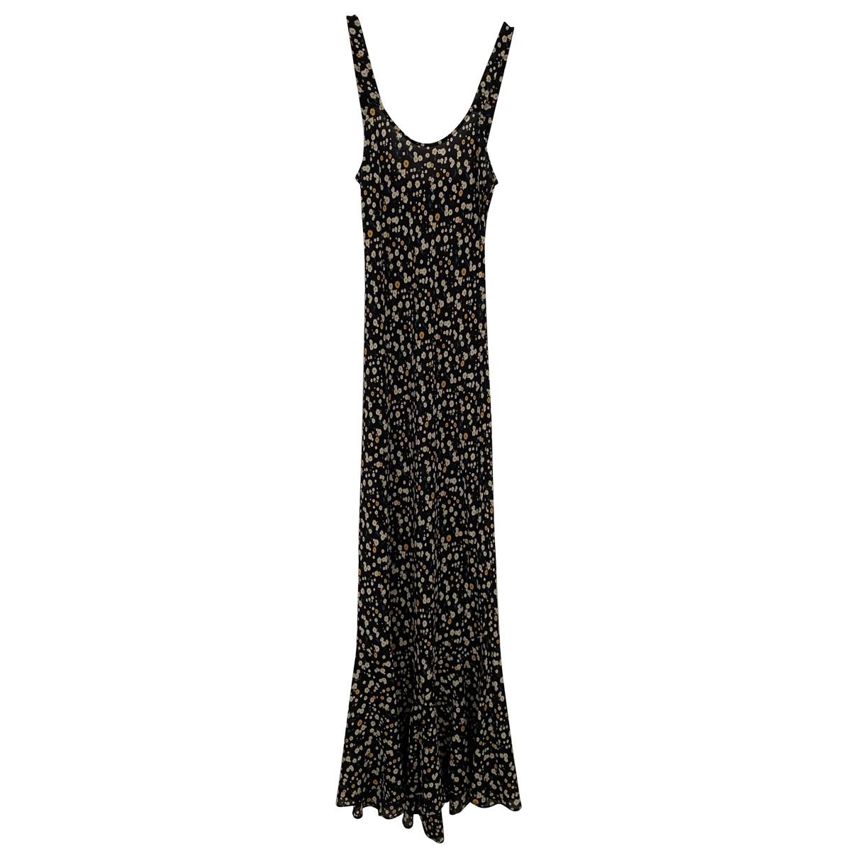 Réalisation Allegra Multicolour Silk dress for Women 36 FR