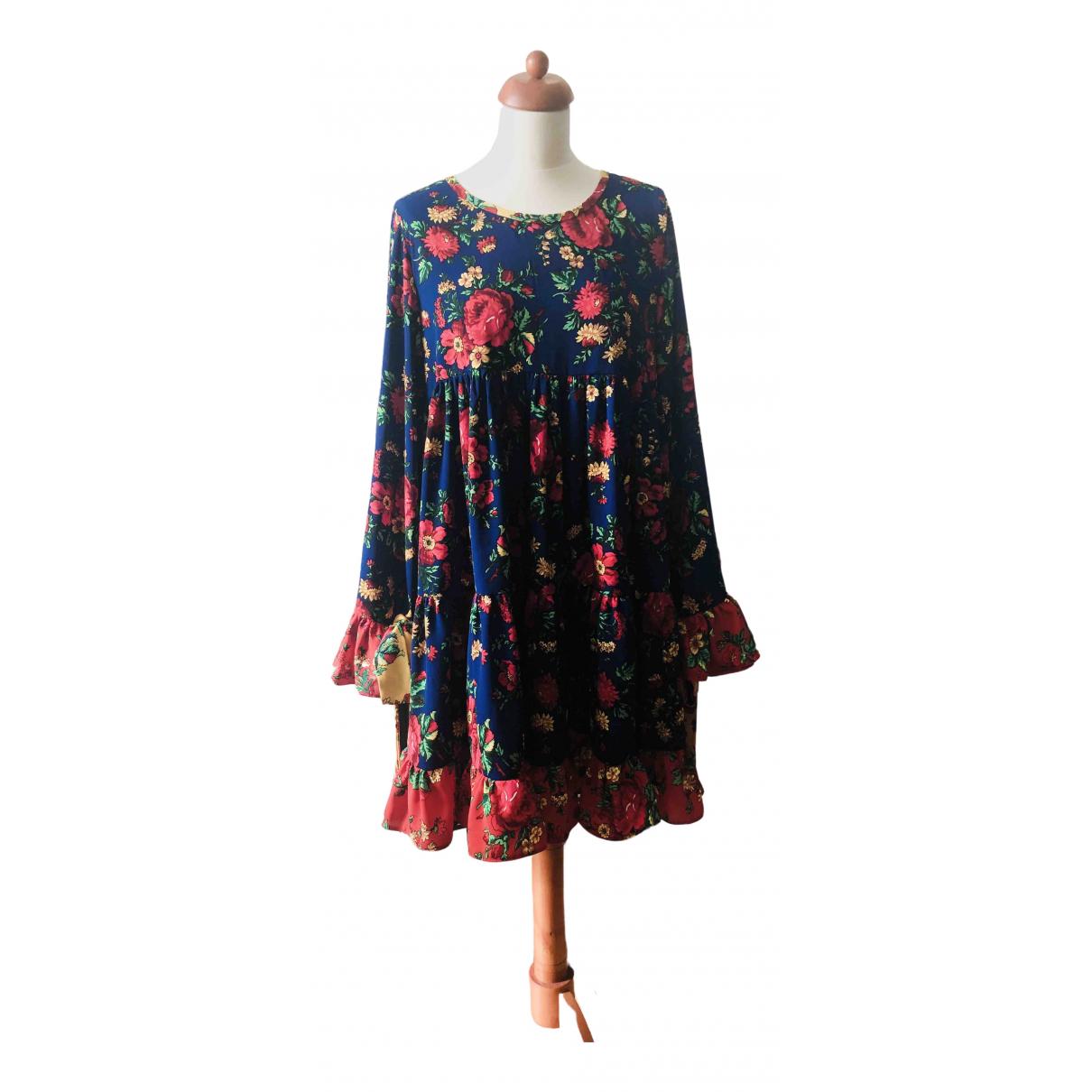 Mini vestido Oversize Non Signe / Unsigned